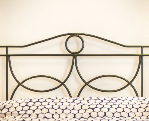 4. Bed detail