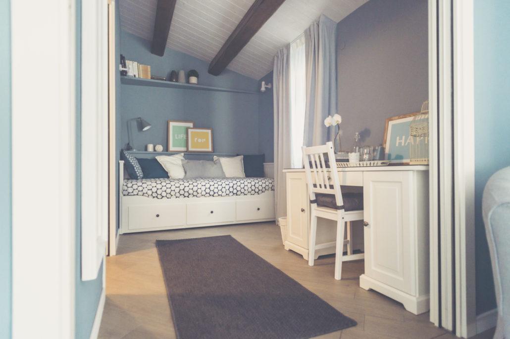 Chambre le mura suite bed and breakfast b b la torre for La chambre de giovanni